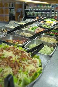 Sharon Salad Bar