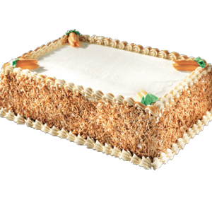 LaRocca Carrot Celebration Cake