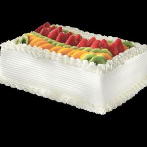 LaRocca Mixed Fruit Torte Celebration Cake