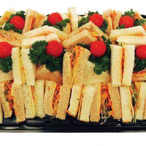Vegetarian Sandwich Platter from Vince's Market