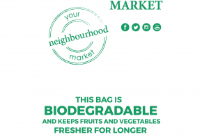 Greenpack - Bag Design - VincesMarket - Grocery Store with Biodegradable Bags and Biodegradable Produce Bags and Biodegradable Shopping Bags