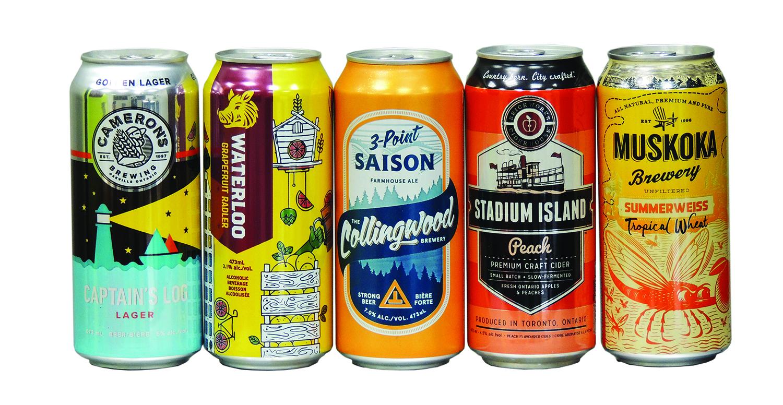 Beer-Cider-Radler - Newmarket Vince's Market Beer