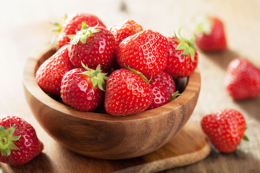 You Can't Beat June for Local Strawberries - Vince's Market Grocery Stores
