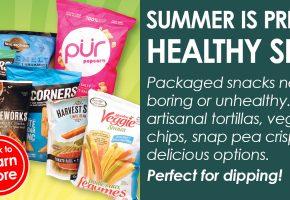 Healthier Snack Options - Gluten Free, Non-GMO, Dairy-Free, Sugar-Free, Baked Snacks