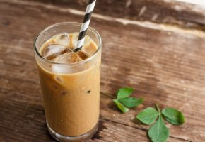 Healthy Homemade Iced Cappuccino Recipe from Vince's Market Power Up Program Healthy Eating York Region Grocery Stores