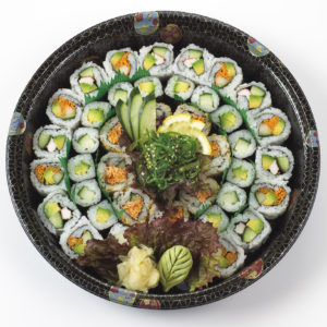 Bento - Assorted Maki Roll Platter