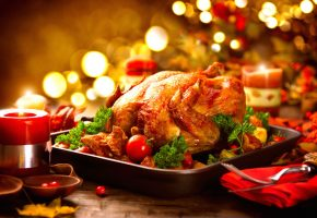 Fresh Turkeys - Turkeys for Christmas from Vince's Market - Fresh Hams for Christmas