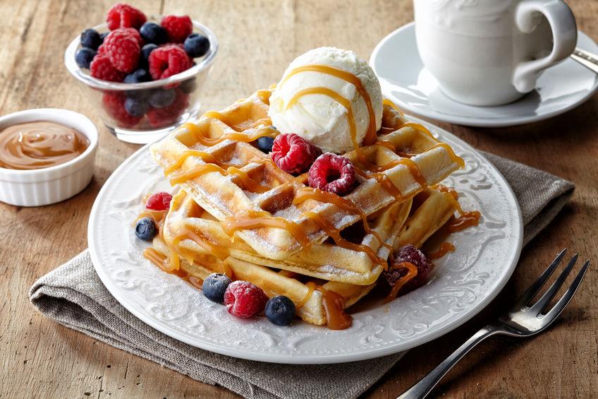 national food day waffles vince's market grocer york region