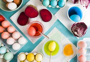 Natural Easter Egg Dyes - Grocery Stores open on Easter - Grocery Stores Newmarket, Uxbridge, Sharon, Tottenaham - Vince's Market