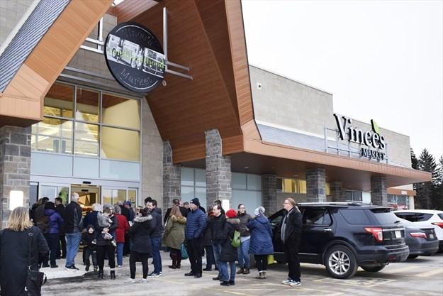 Sharon store Opening